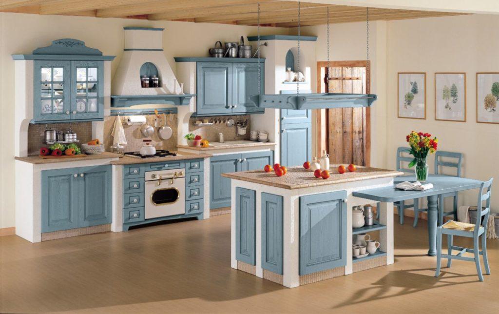 Cucine in muratura a Belluno - Dalla Rosa Arredamenti