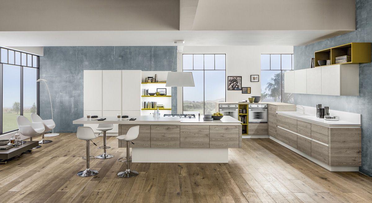 Cucine moderne a belluno dalla rosa arredamenti for Arredamenti belluno