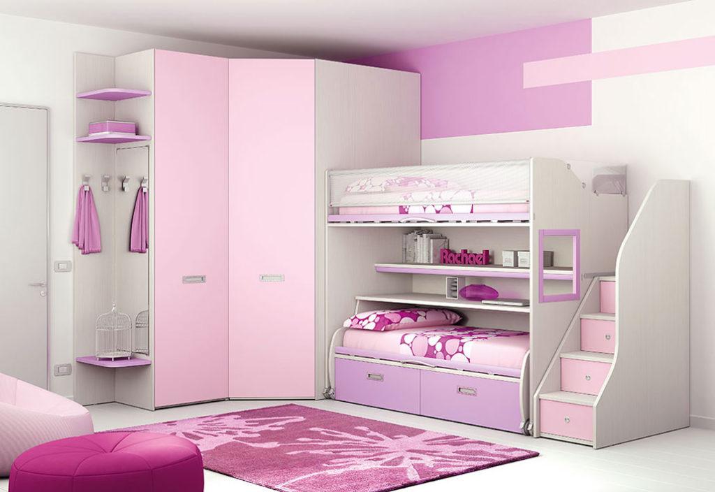 Camerette per bambini - mobilificio