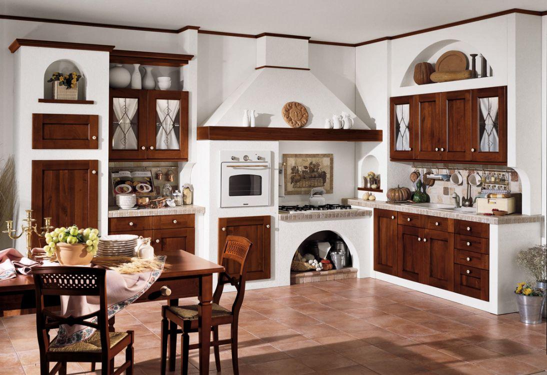 Cucine in muratura - Dalla Rosa Arredamenti