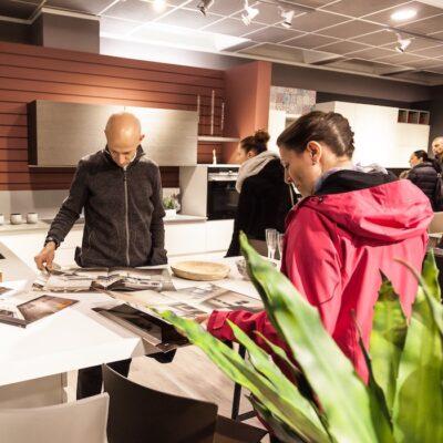 showroom cucine belluno - dalla rosa arredamenti